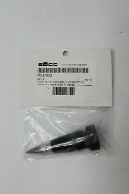 Pack Of 1 - Seco Prism Pole Topo Point And Tip Assembly 91605