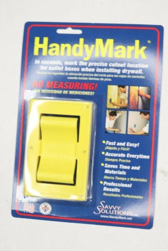 Qty 6 Handymark Drywall Marking Tool, HM1001-BF