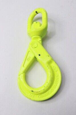 Gunnebo Self-locking Hook Swivel Bronze Bushing 8800 Lb 38 Bkl-10-10
