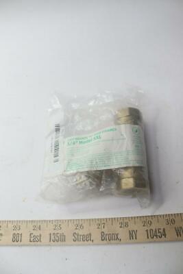 Pack Of 1 - Zurn Wilkins 34-sxl Cast Bronze Y-strainer 34