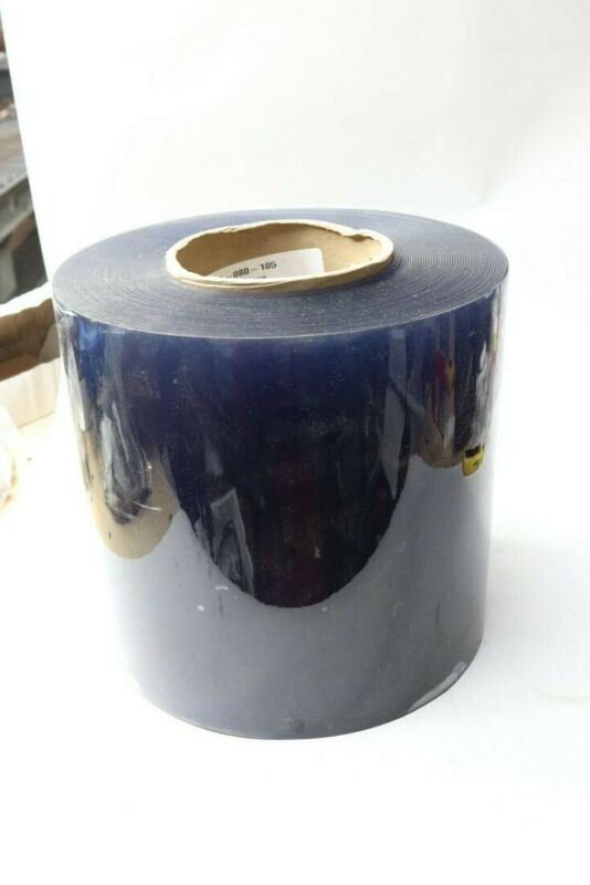 Clear PVC Bulk Strip Rolls - 10-12-080-105