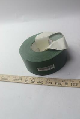 Pack Of 1 - Cotton Cloth Waterproof Tape Dark Green 3 X 60 Yds.