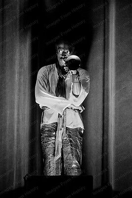 8x10 Print Miles Davis Paris 1969 American Jazz Trumpeter Bandleader #MD10