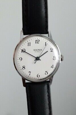 Mens Vintage Sekonda wind up 19 jewels Watch. Working.USSR