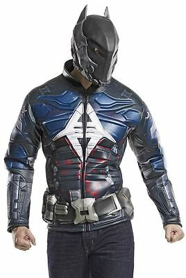 Arkham Franchise - Arkham Knight Batman Adult Muscle - Arkham Knight Costume