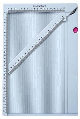 FALZBRETT Scoring Board DIN A4 EFCO mit CM mit beweglichem Lineal 1780998