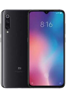 XIAOMI Mi 9 4G 128GB Dual SIM piano black NERO GARANZIA EU NO BRAND GLOBAL NUOVO