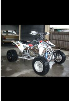 Trx 450 quad swap for cr500af  Traralgon South Latrobe Valley Preview