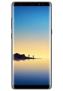 Samsung Galaxy Note 8 (N950), 256GB, 6Gb memory, Black Colour