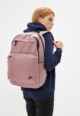d0934c756b4ab Nike Elemental Backpack Bag Training Fitness Medium Purple Black Duffle