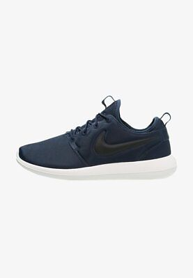 NIKE ROSHE TWO MIDNIGHT NAVY TRAINERS SIZE 5.5 100% GENUINE BARGAIN WOW