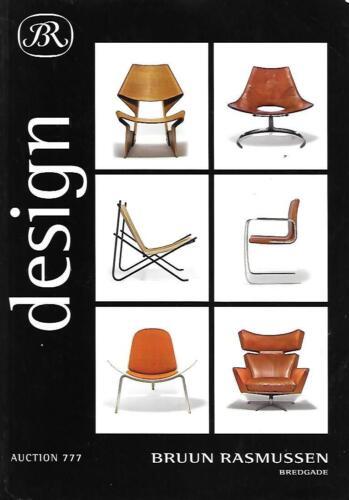 Bruun Rasmussen Modern Design Deco Art Works Auction Catalog October 2007