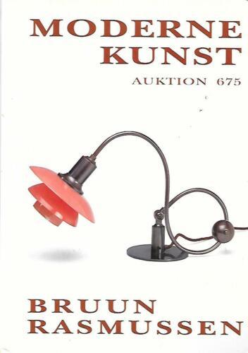 Bruun Rasmussen Modern Design Deco Art Works Auction Catalog April 2000