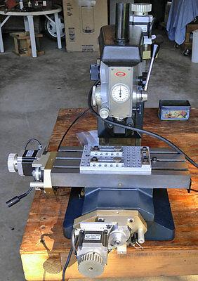 Servo Products Cnc Mill Drill Model 7405 0808oh
