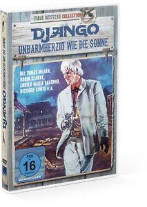 Django - Unbarmherzig wie die Sonne - Robin Clarke,Tomas Milian - DVD