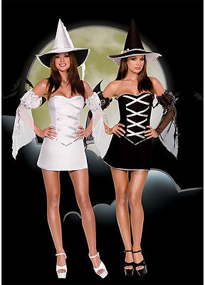 Sexy Witch; Which Witch Dreamgirl Reversable Costume 5021 size s,m,l,1x/2x