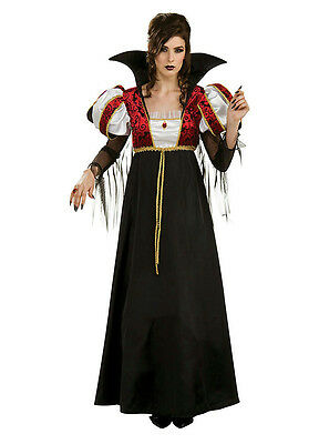 Royal Vampira Womens Vampiress Goth Adult Costume