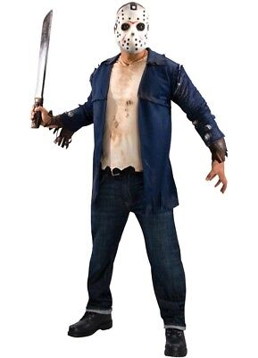 Friday the 13th - Deluxe Jason Voorhees Adult Costume