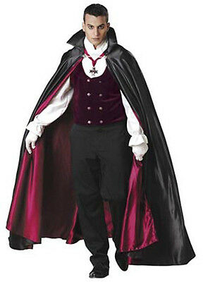 Adult XL Premium Gothic Vampire InCharacter Costume  # 1001 Halloween - Premium Adult Halloween Costumes