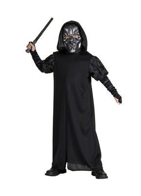 Rubies Costume Harry Potter Death Eater Childrens Costume Size Medium 884260