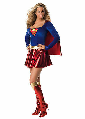 Supergirl Costume for Women size M & L New by Rubies/Secret Wishes 888239](Supergirl Costumes For Women)