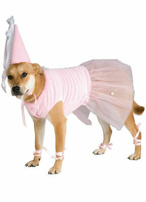 Pink Princess Pup Pet Costume Dog Halloween Dress Up Cosplay Small Rubie's - Pink Princess Hunde Kostüm