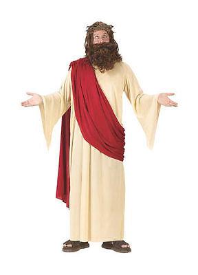Jesus  Costume Fun World size standard and PLUS 5436/5725