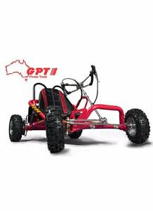 6.5HP 196CC GO KART WITH HYDRAULIC BRAKES | BRAND Avondale Heights Moonee Valley Preview