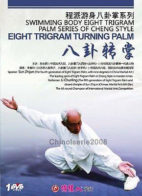 Cheng Style bagua Series -  Ba Gua Zhang - Bagua Turning Plam by Sun Zhijun DVD