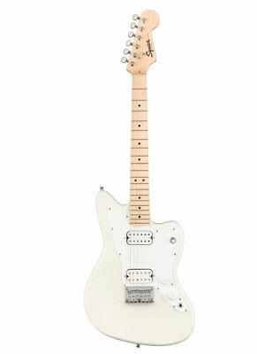 FENDER Squier Mini Jazzmaster HH Olympic Blanco 3/4 Niños Guitarra Eléctrica