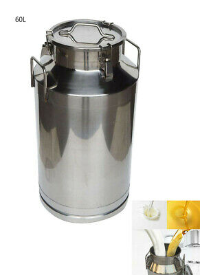 Free Shipping Brand New 15.8 Gallon 60l 304 Stainless Steel Milk Pail