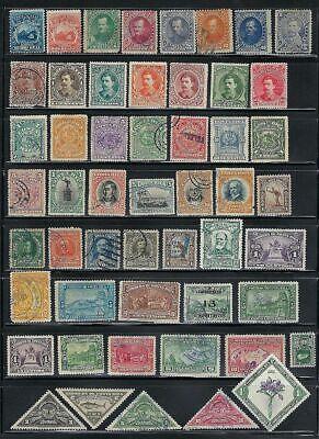 Costa Rica Classics, 1863 to 1950