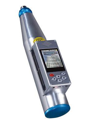 Profession Ht225-v Digital Voice Concrete Rebound Test Hammer Ndt Printer