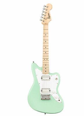 FENDER Squier Mini Jazzmaster HH Surf Verde 3/4 Principiante Guitarra Eléctrica