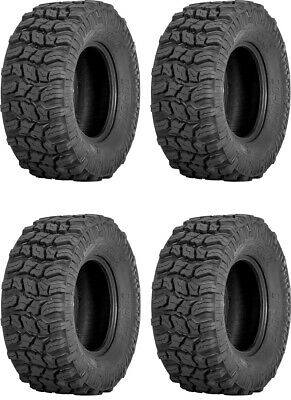 Sedona Coyote Set Of Four 4 ATV UTV Tires 27x9-12 And 27x11-12 6 ply tire