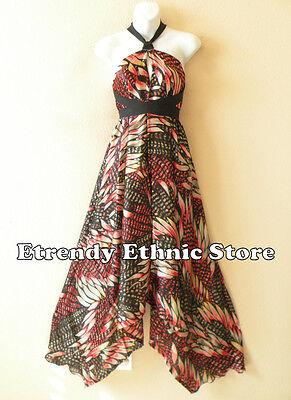 Clearance Versatile Silk Multi Wear Scarf Long Maxi Dress, Skirt, Maternity