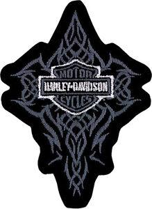 harley davidson aufn her emblem absolute tribal patch. Black Bedroom Furniture Sets. Home Design Ideas