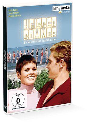 DVD *  HEISSER SOMMER - Frank Schöbel  # NEU OVP -