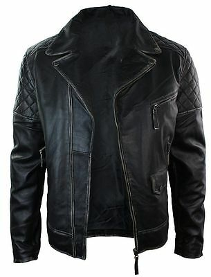 BEST HANDMADE MEN SOFT LAMBSKIN LEATHER JACKET ALL SIZES