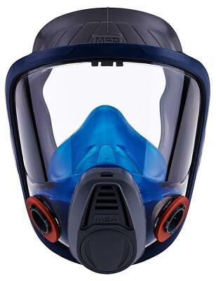 Full Facepiece Respirator Msa Advantage 3000 Gas Mask Size Large
