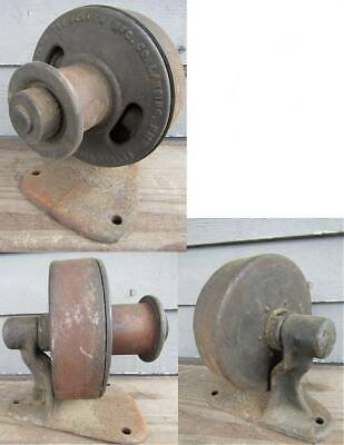 Antique Parker Mfg. Co. Lansing Michigan Governor Pulley -- Steam Gas Engine
