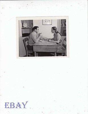 Gene Kelly Betty Blair 1944 candid VINTAGE Photo ()