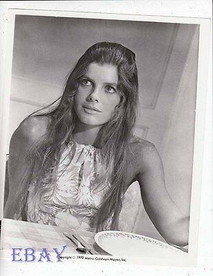 Katharine Ross Vintage Photo They Only Kill Their Masters