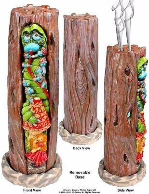 Alice in Wonderland Magic Tower Stick Incense Burner, by Nose Desserts® from USA