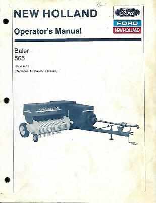 Used Square Baler | Owner's Guide to Business and Industrial