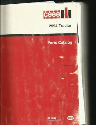 Case Ih 2594 Tractor Parts Catalog Cheap