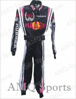 Haase Go Kart Race Suit CIK/FIA Level 2  for sale  Shipping to United States