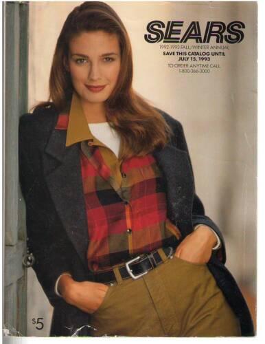 catalog Sears Fall Winter 1993