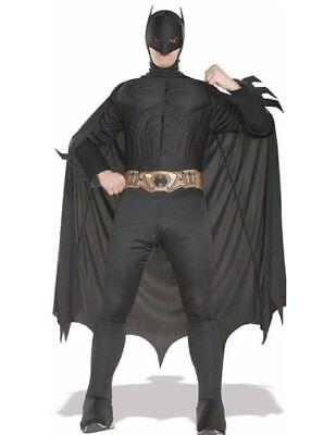Batman Begins Costume (Men's Batman Begins Costume)