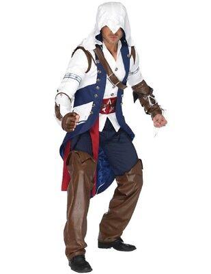 Men's Assassins Creed Connor Costume](Assassins Creed Costume Connor)